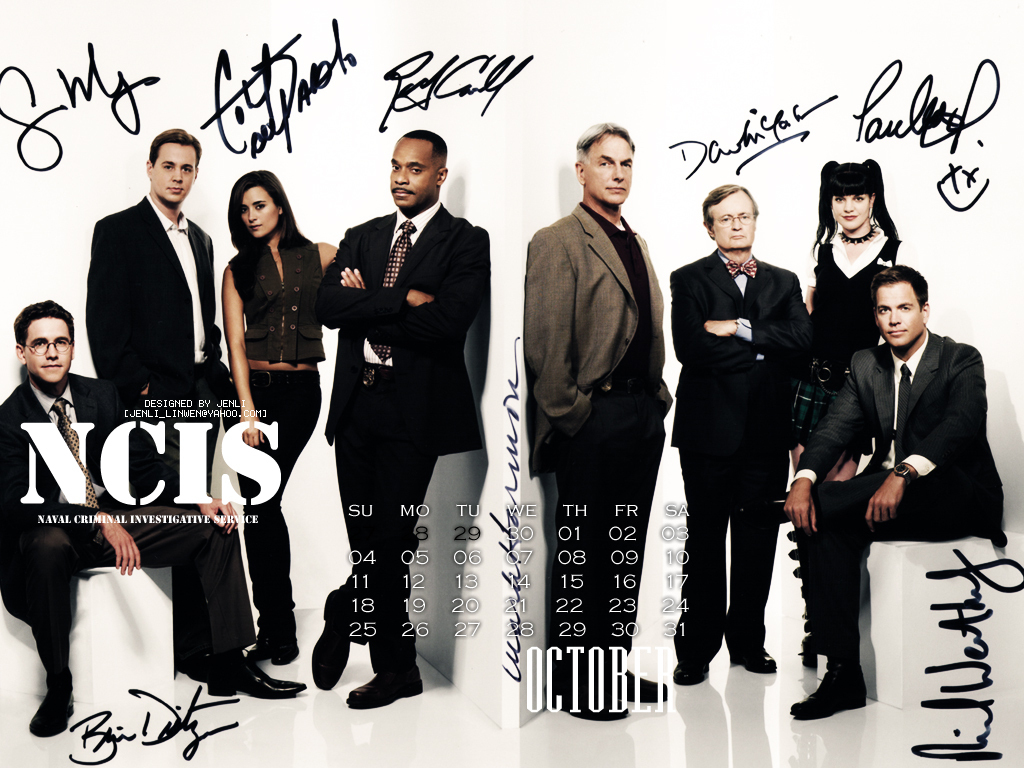 NCIS all-star cast