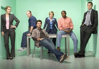 Hilarious cast of Psych